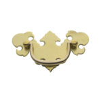 "H-34S 2"" Chippendale Drawer Pull"